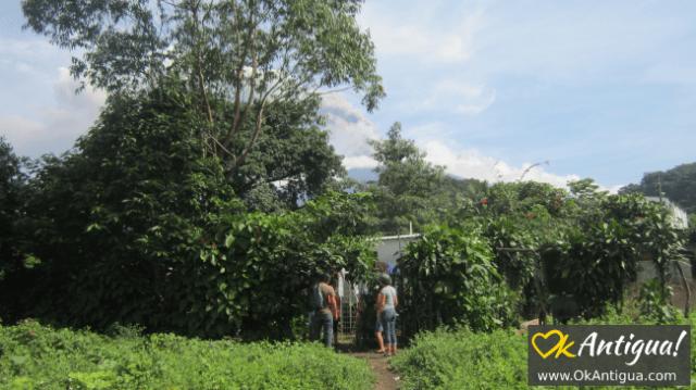 el rodeo guatemala before eruption