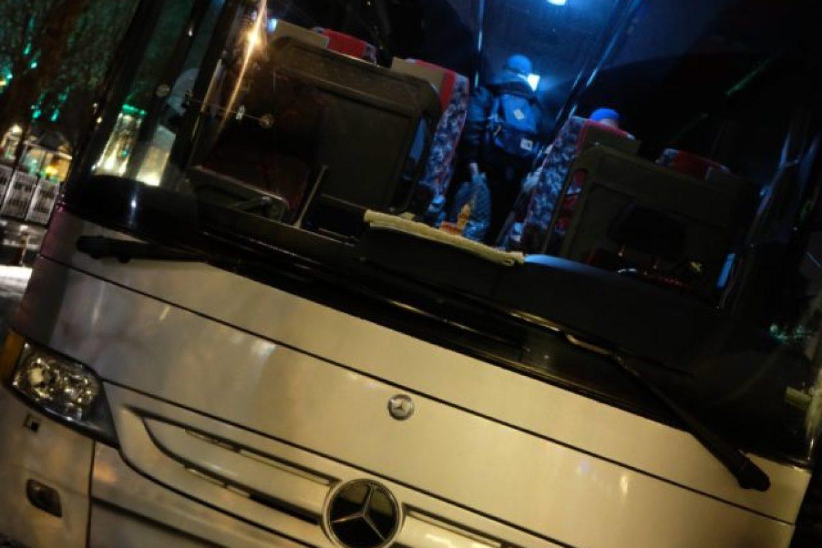 スィルケジ駅⇨ハルカリ駅のバス