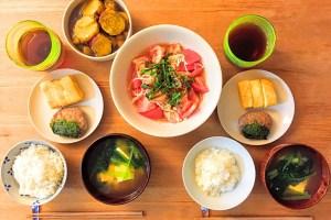 手術後(胃を切除した人)の日々の食事目安について