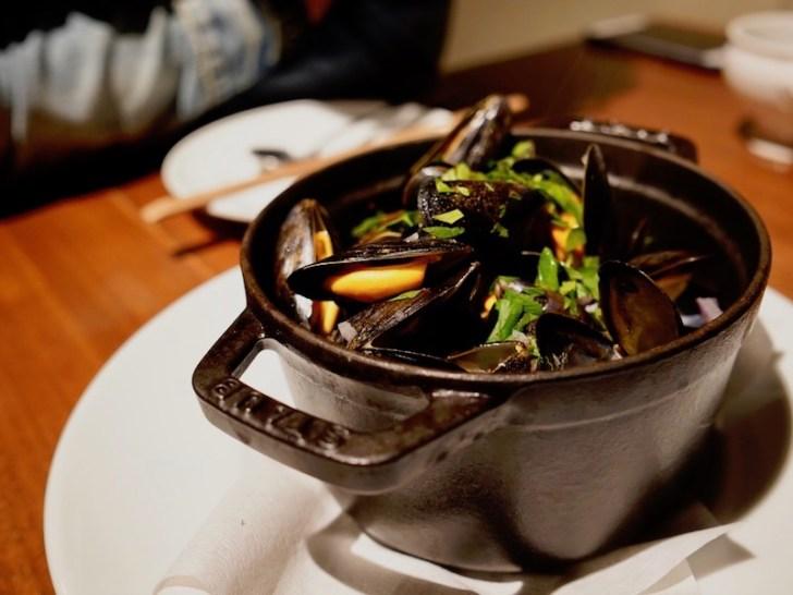 【Table Harada】ムール貝の白ワイン蒸し