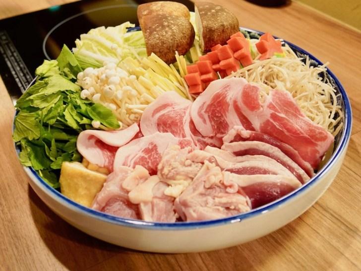 【和金】自然薯鍋のセット