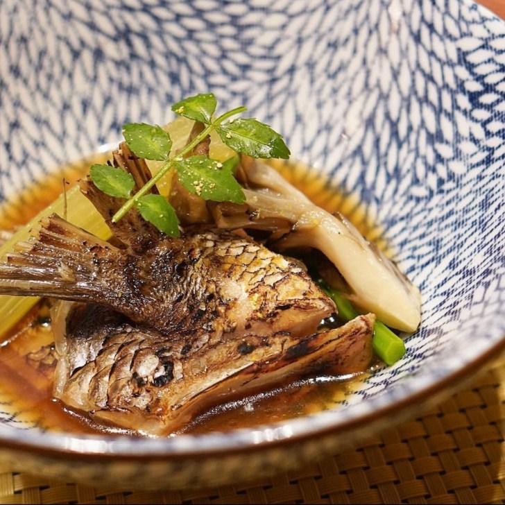 【日本料理 雅】鯛のあら煮