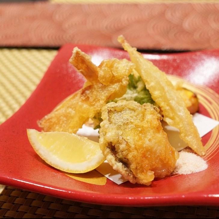 【日本料理 雅】天ぷら