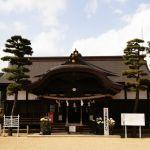 【勝守】浅口市の大浦神社へ行ってきたよ!