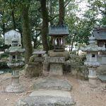 総社宮で木野山神社を見つけたよ!(総社市)