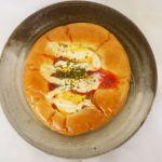 岡山木村屋・チーズマヨパンとベーコンエッグを食べたよ!