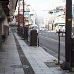 津山市のごんご通りでギョッ!としてきたよ!