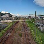 【浅口市】旧鴨方町のマンホールと、鴨方駅の旧駅舎の写真を見てきたよ!