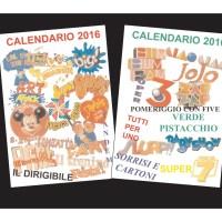 FENOMENI / IL NUOVO ANNO 2016 VISTO DAI CALENDARI DEI CARTOONS…