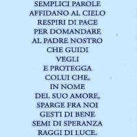 """PAPA FRANCESCO CHIEDE SEMPRE DI PREGARE PER LUI. ECCO IN ANTEPRIMA MONDIALE LA """"PREGHIERA PER FRANCESCO"""""""