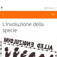 """""""L'INVOLUZIONE DELLA SPECIE"""": VOTA E FAI VOTARE L'ARTICOLO DELL'IC SANZIO SUL #LIBROFONINO..."""