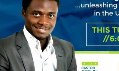 The Lord has need of it By Pastor Segun Ikuemonisan