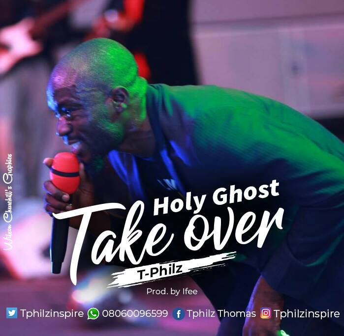 Holy Ghost Takeover By Tphilz