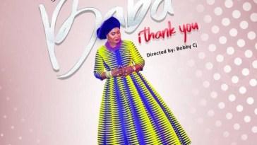 Baba I Thank You by Blessing Akachukwu