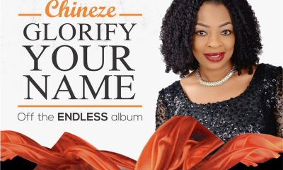 Glorify Your Name By Chinez