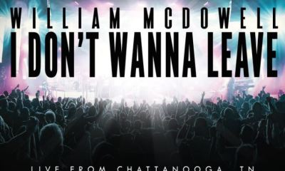 I Don't Wanna Leave - William McDowell