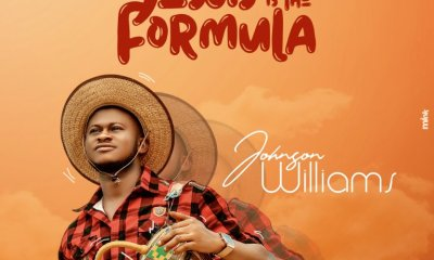Johnson Williams – Jesus Is The Formula