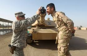 US and Iraq military to reunite force
