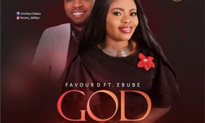 Favour D – God Alone feat Ebube