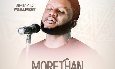 More Than - Jimmy D Psalmist