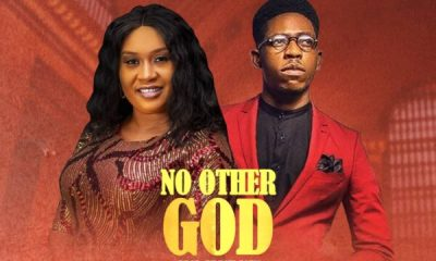 NO OTHER GOD - Eva Diamond feat Moses Bliss