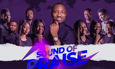 Sound Of Praise - Leke Samuel And The Worship Vessel