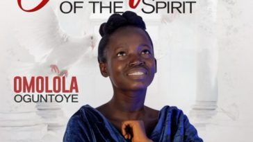 Overflow Of The Spirit - Omolola Oguntoye