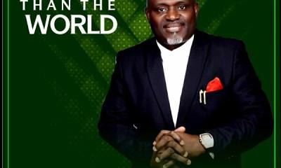 Bigger Than The World - E J Agbonayinma