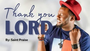 Thank You Lord - Saint Praise