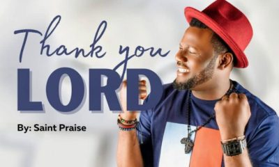 Thank You Lord - Saint Praise