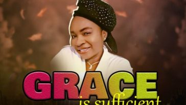 Grace Is Sufficient - Lilian Odimma Smart