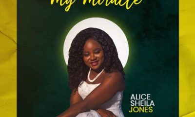 My Miracle - Alice Sheila Jones