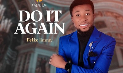 Do It Again - Felix Jimmy