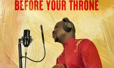 Before Your Throne - Ben Opeoluwa Adeyemi