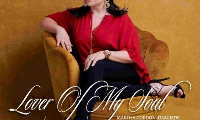 Lover Of My Soul - Martha Osagiede Ft Solomon Lange