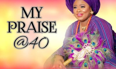 My Praise At40 - Gbemozbaby