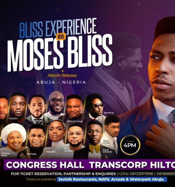The Bliss Experience live in Abuja