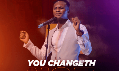 You Changeth Not - Ayotunde‌ ‌Olumide‌
