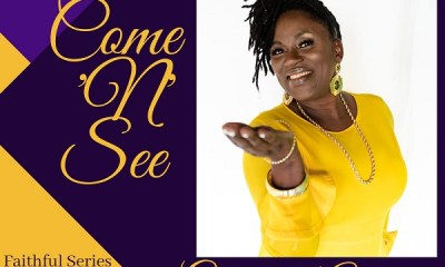Come and See - Glorious Adeneye
