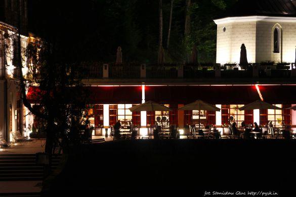Cafe Helenka plac Dietla Szczawnica