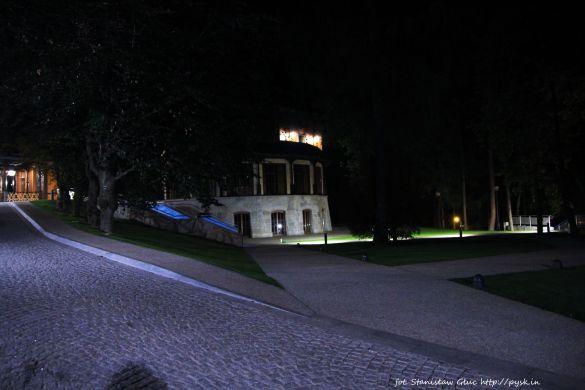 Dworzec Gościnny Park Górny