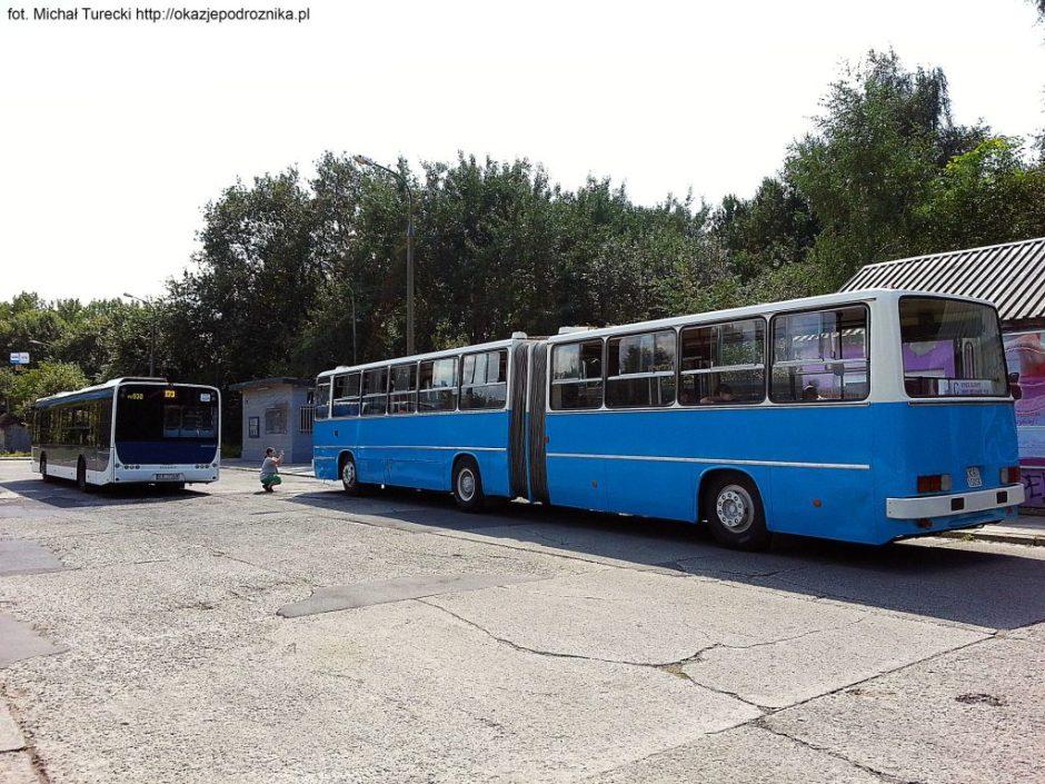Linia Muzealna C Ikarus 280