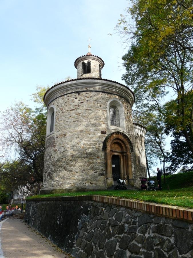 Rotunda św. Marcina - Wyszehrad