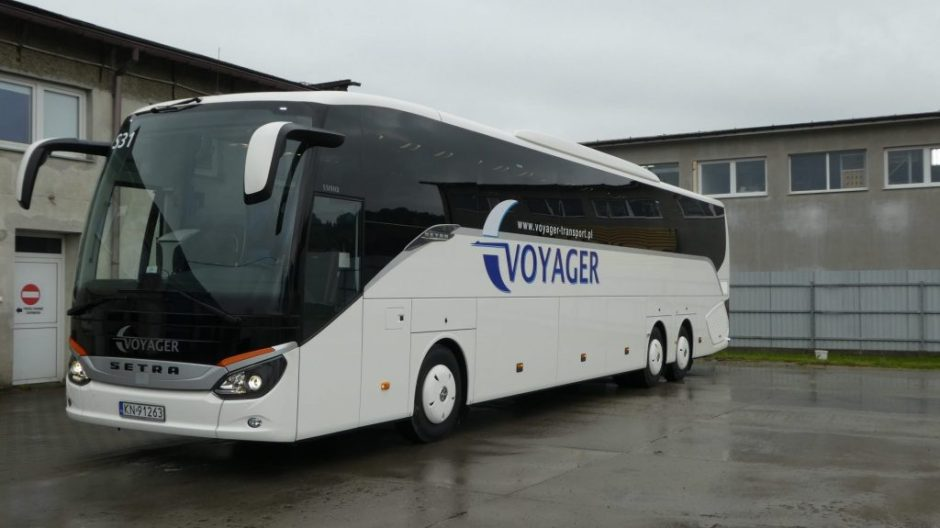 Setra 519HD Voyager