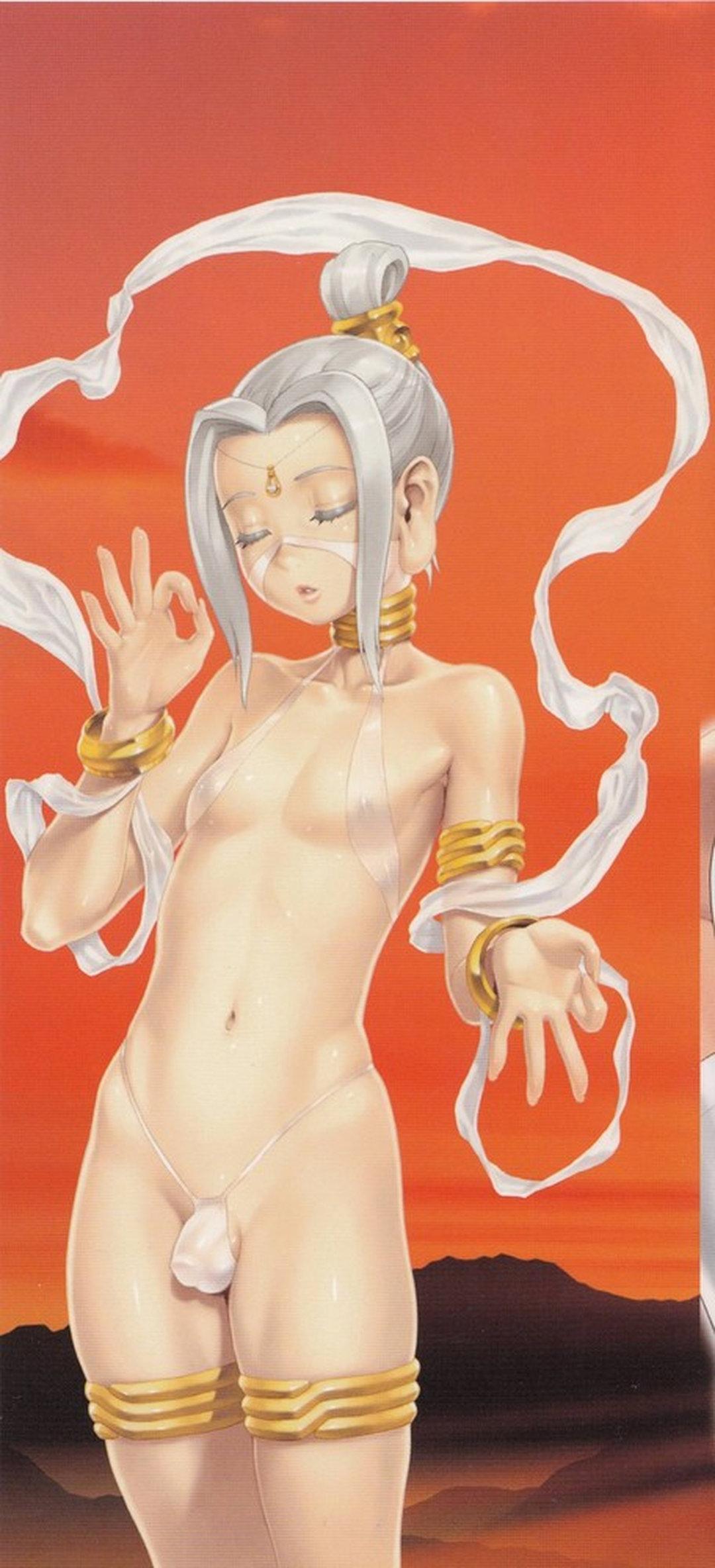 [SECRET JOURNEY VOL.1]三蔵法師と孫悟空のおねショタプレイ[エロアニメ]  (40)