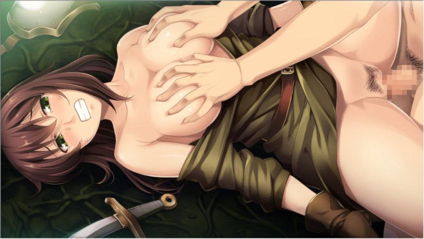 [HCG] 鉄と裸 [つるみく] (29)