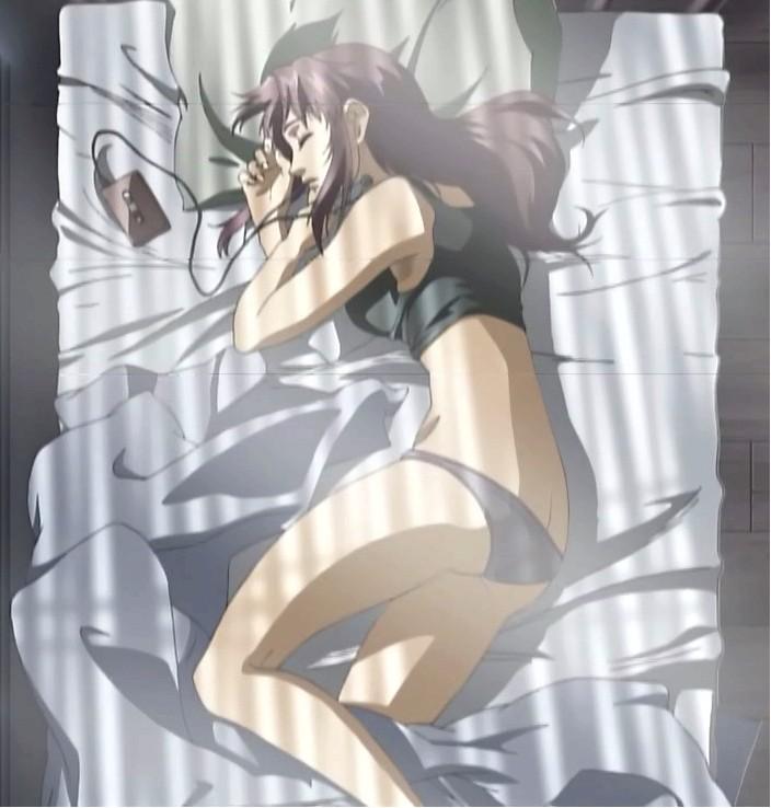ブラックラグーン エロ画像 02 (12)