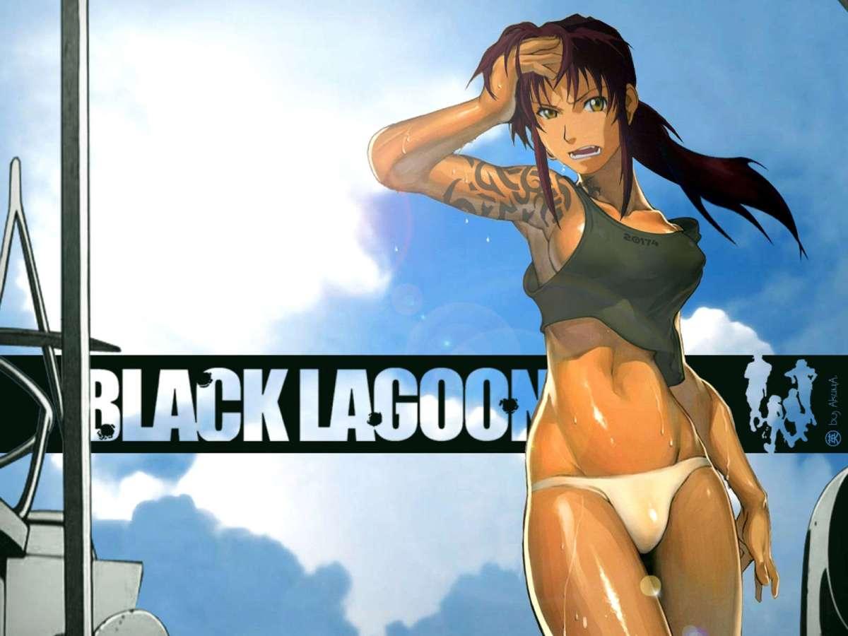 ブラックラグーン エロ画像 02 (21)