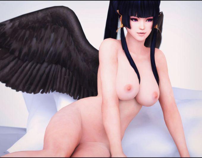 DOAとかいうエロゲーのエロ3DCG画像 09 (5)