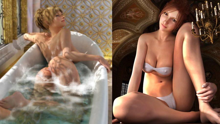【3DCG】 最近の3DCGエロすぎィ! 厳選CGエロ画像集15 (12)